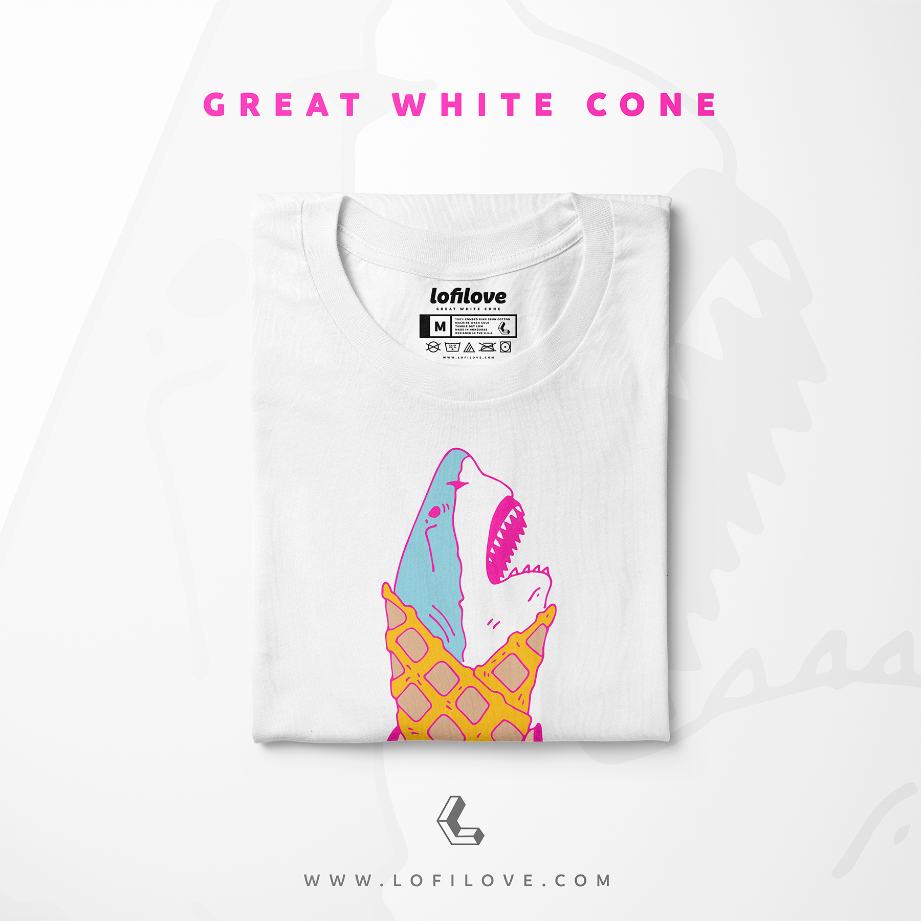 lofilove-great-white-cone-tee-2