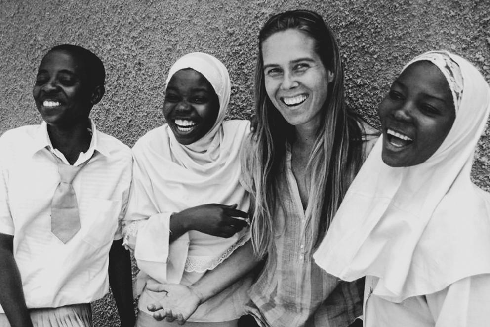 The Altruism Project™ - Girls Education International Hero