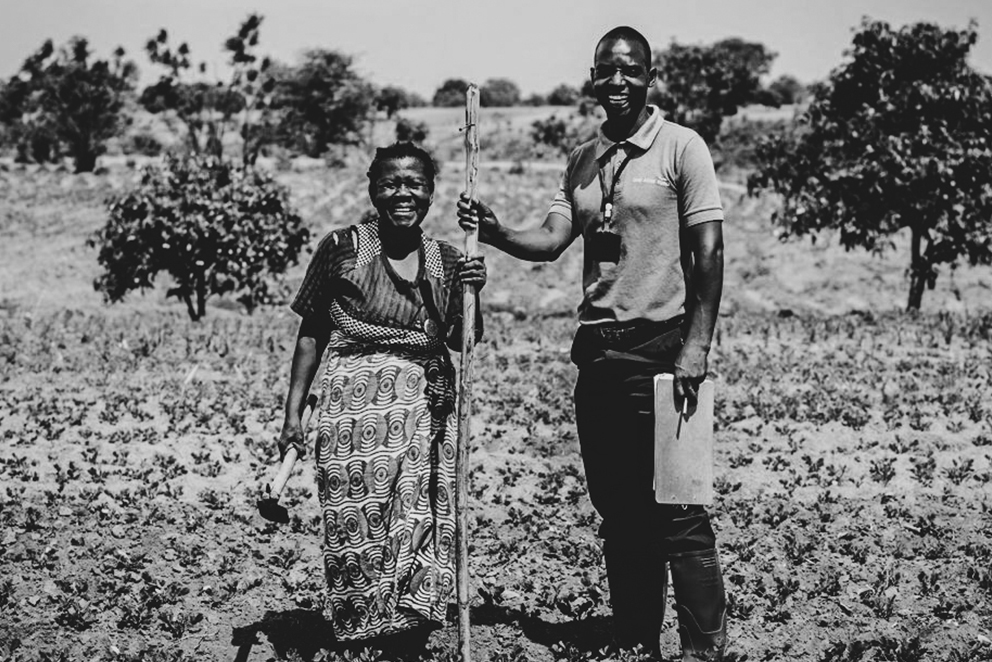 The Altruism Project™ - One Acre Fund Hero